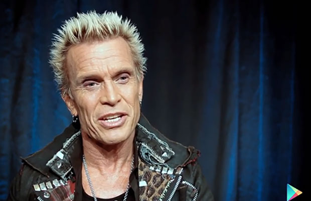 Billy Idol Announced As Keynote Speaker At Cbgb Fest