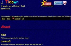 tidown